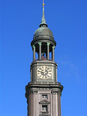 Turm In Hamburg