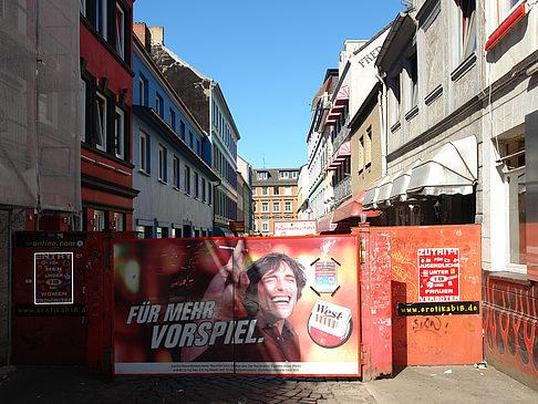 Hamburg preis herbertstraße Reeperbahn: Dos