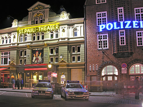 St. Pauli Theater Foto